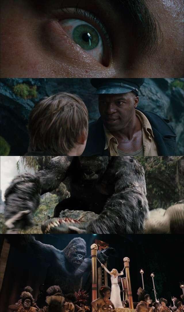 King Kong Extended (2005) HD 1080p Latino