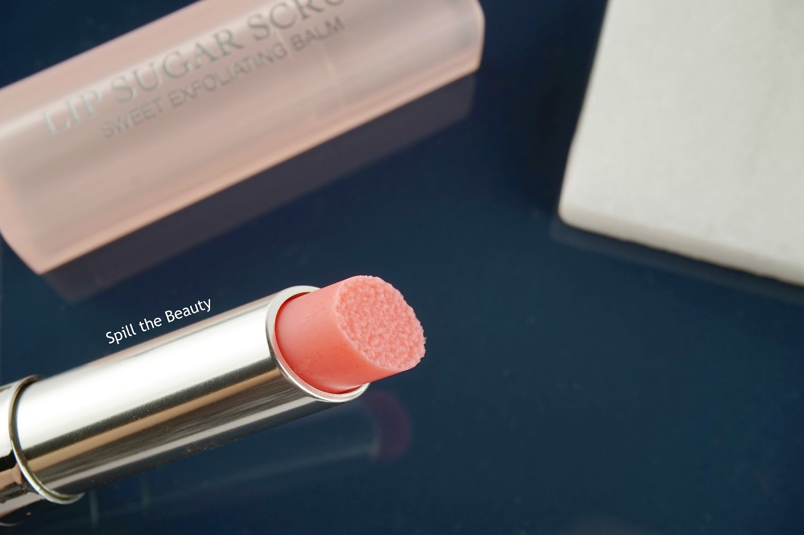 dior addict lip sugar scrub balm 001 dior lip glow colour reviver balm berry 006 review swatches