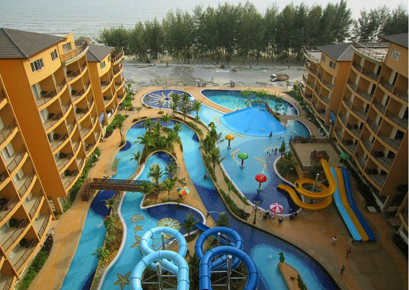 Zam Hartanah Property 2u Nice Apartment Gold Coast Morib