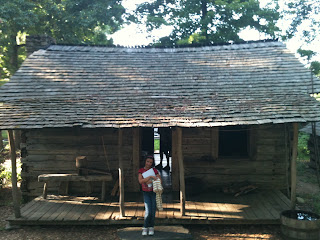 Hickory Ridge Homestead - A living history museum