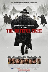 The Hateful Eight (2015) 1080p Film indir