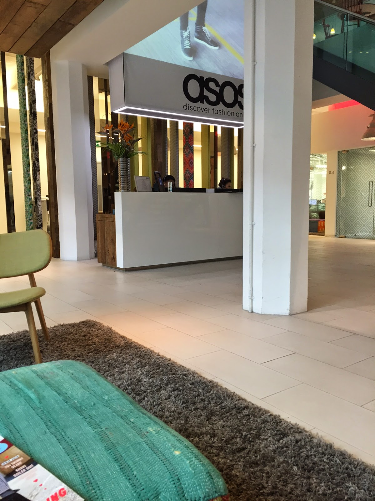 My Day At ASOS