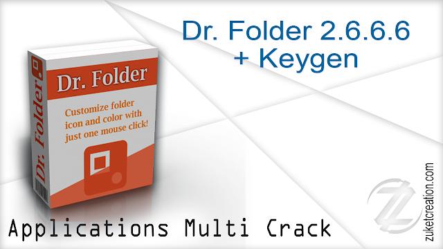 Dr. Folder 2.6.6.6 + Keygen