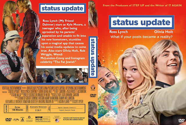 Status Update DVD Cover