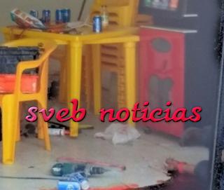 """Ejecutan a hombre dentro del bar """"Las Palmas"""" en Papantla Veracruz"""
