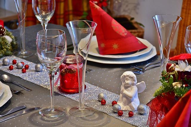 Tips Memilih Makanan Sehat untuk Perayaan Natal dan Ucapan Natal