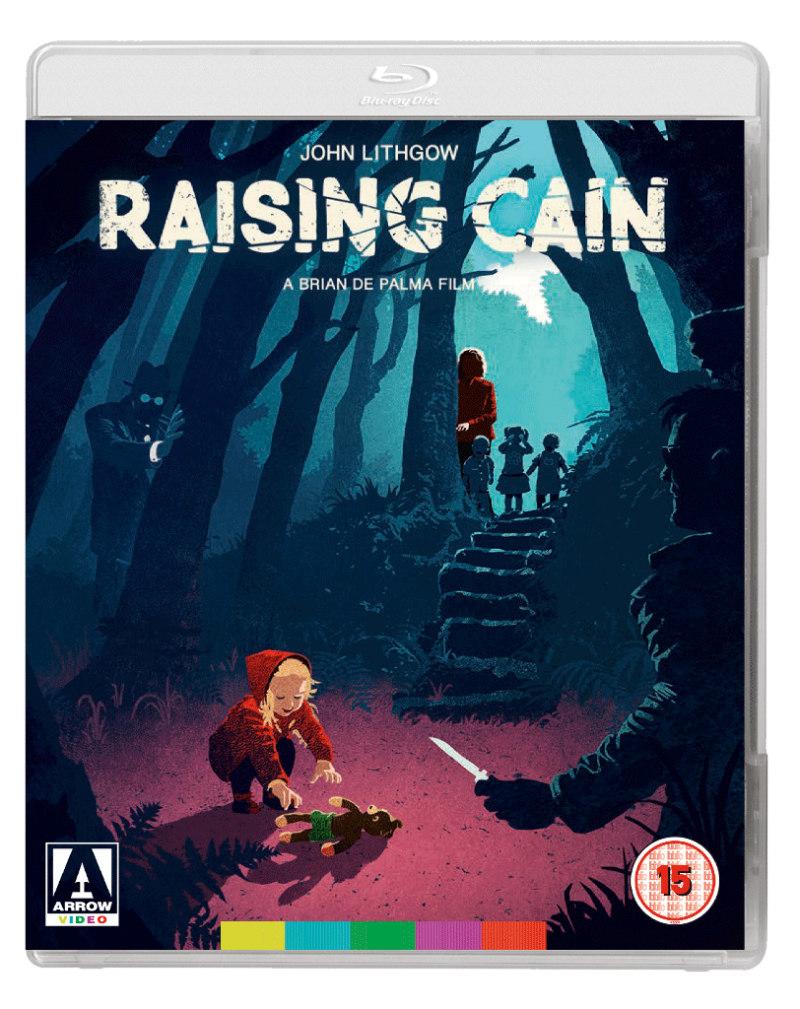 The Movie Waffler Raising Cain