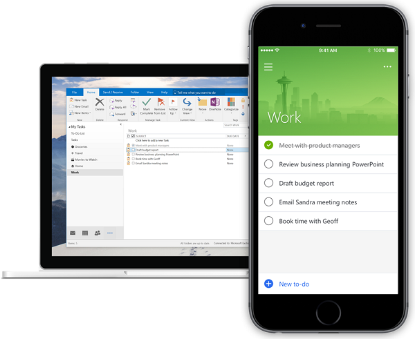 Microsoft To-Do task management app launches on Android, iPhone and Windows 10