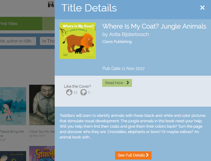Getting started with NetGalley - read now books