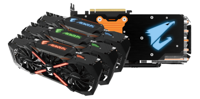 GIGABYTE Unveils Full AORUS Graphics Card Lineup ~ Computers