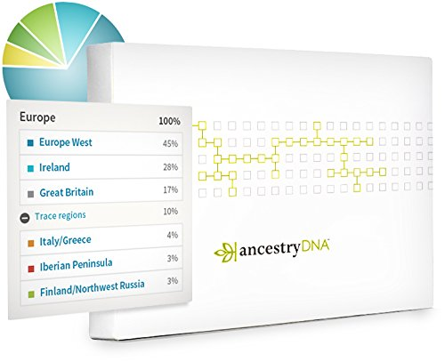 Trace your Ancestry DNA