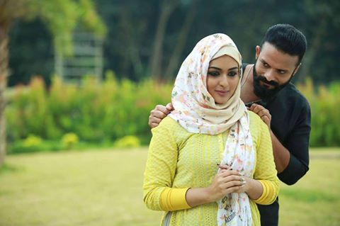 Malayalam actress Prayaga Martin in fukri