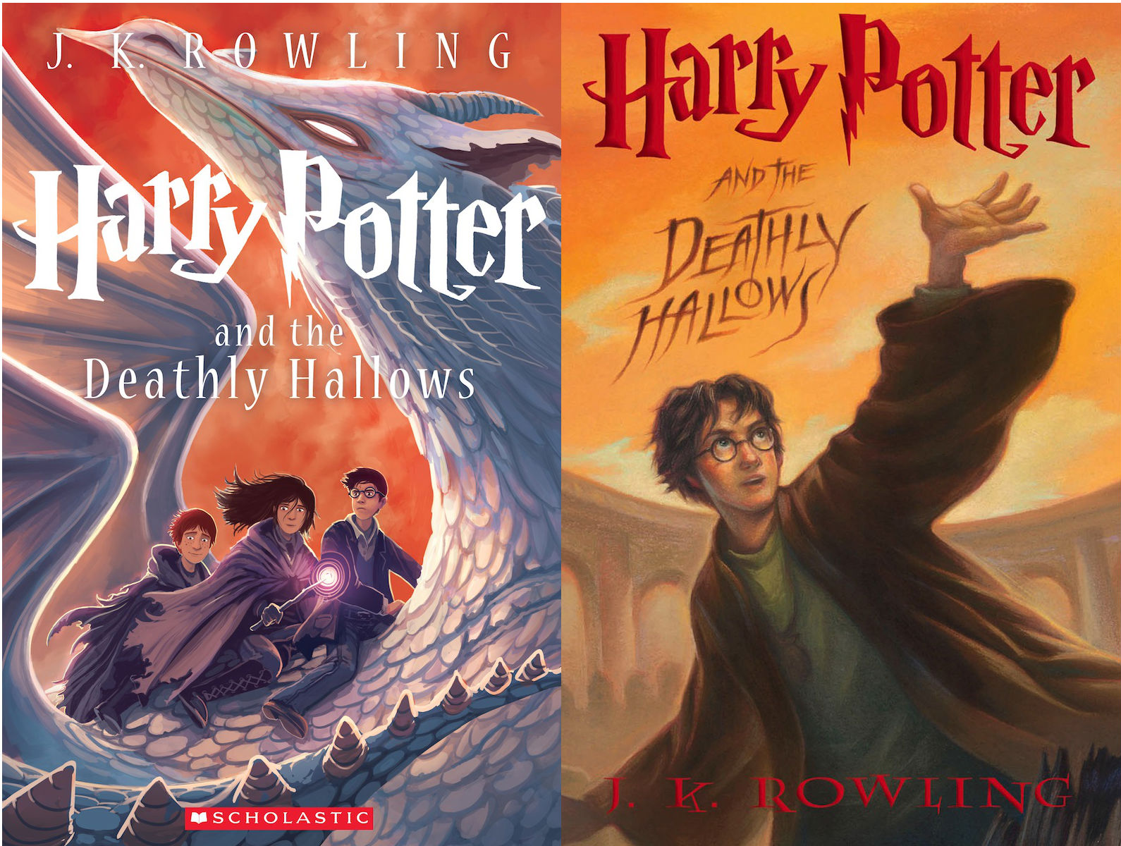 Ya Sleuth Friday Around The Web New Harry Potter Covers