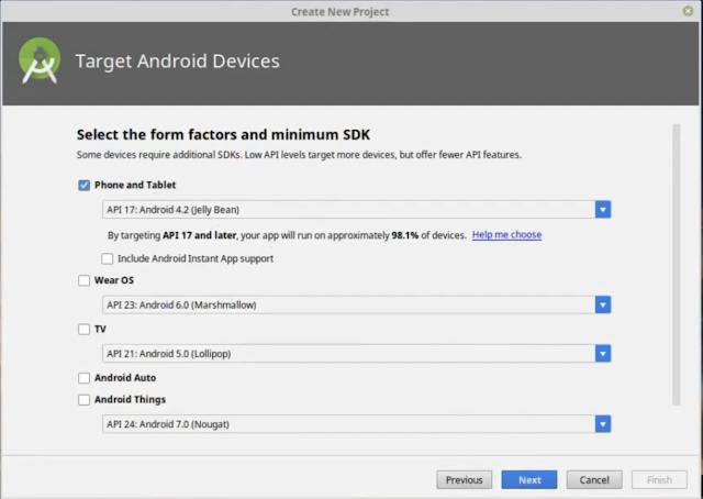 Android Studio : Belajar Linear Layout Vertical dan Horizontal Komponen