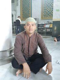 Imam Tarawih Ini Baca 1 Juz Al Qur'an Per Malam Dalam Shalat Tarawih Yang Dipimpinnya