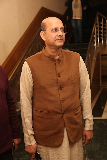 Mr. Gopal Jiwarajka President PHD Chamber of Commerce and Industry