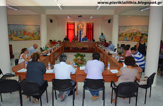 Δημοτικό Συμβούλιο Δίου-Ολύμπου : Ομόφωνη απόφαση υπέρ των εργαζομένων στην καθαριότητα. (BINTEO)