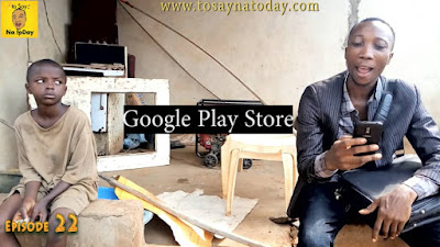 google playstore to say na today comedy