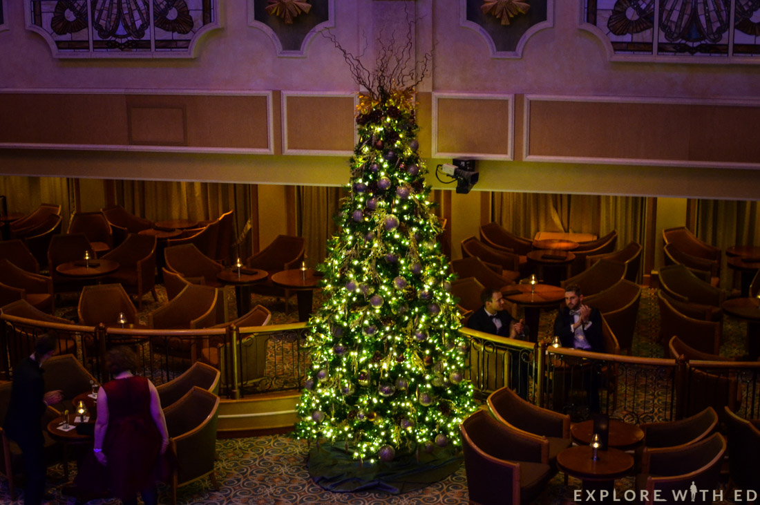 Christmas Cruise Queen Elizabeth, Cunard