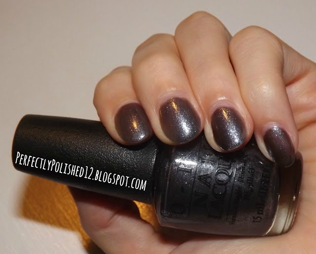 "Perfectly Polished 12: Perfectly Polished 12: OPI ""No More Mr. Night Sky"""