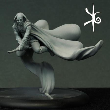 Knight Models: Harry Potter Miniature Game - Death Eater on Broom