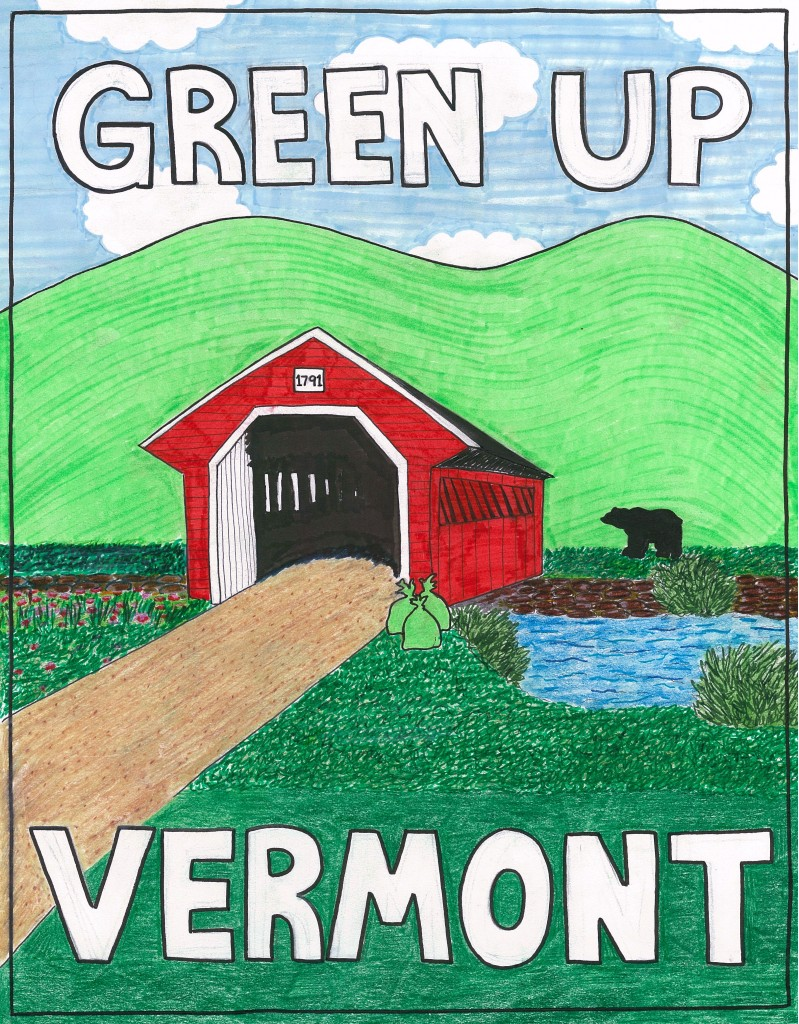 Poster design contest 2016 - Green Up Vermont Announced The 2016 Green Up Day Poster Contest Winners
