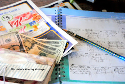 Meal Planning at Miz Helen's Country Cottage