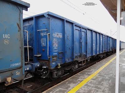 Wagon węglarka, Eaos, PKP Cargo
