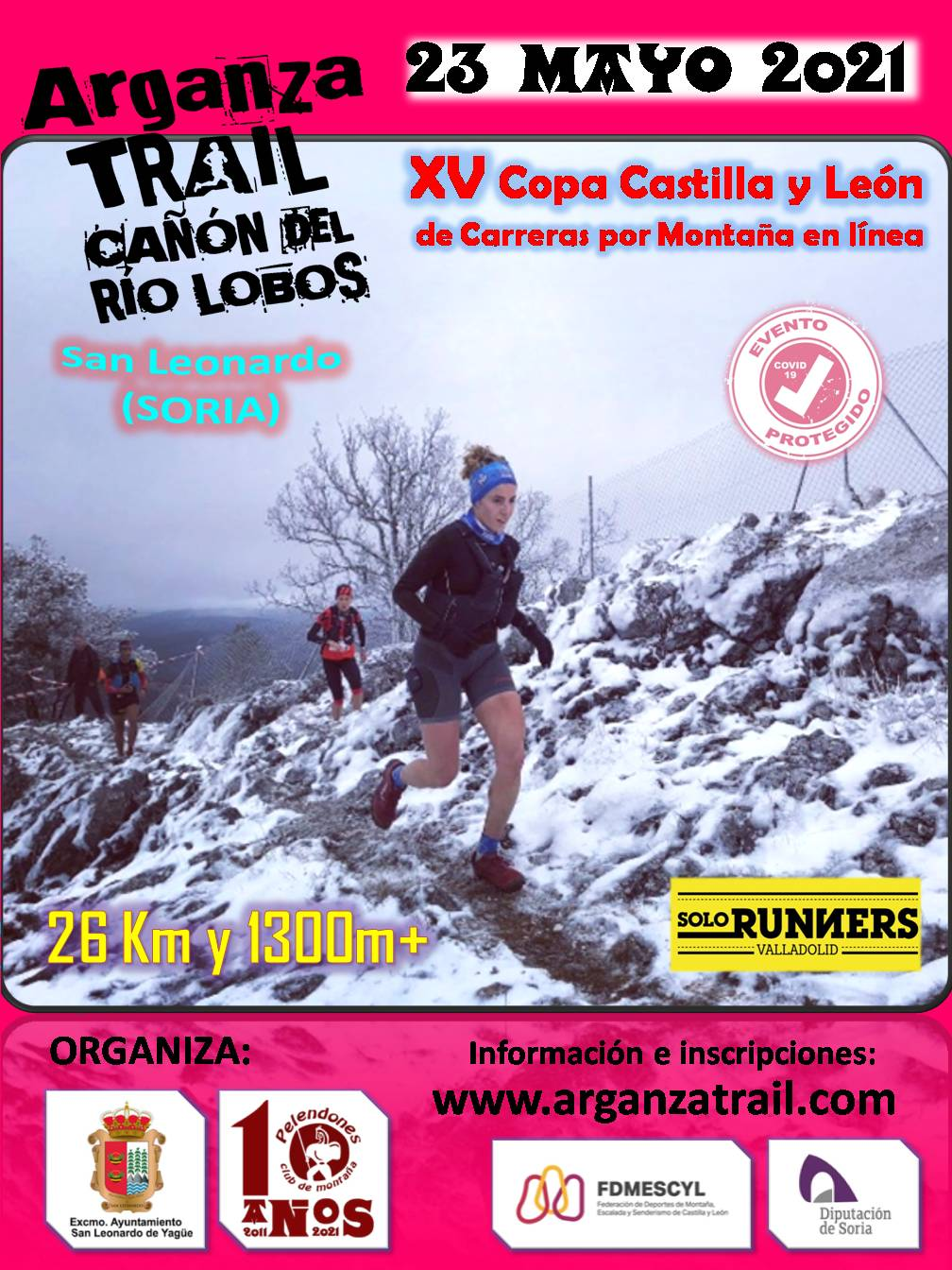 Cartel X Arganza Trail