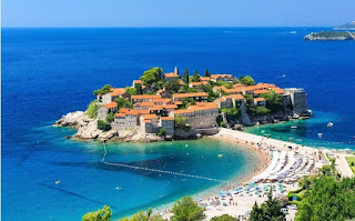Adriatic Sea Forum a Budva, in Montenegro