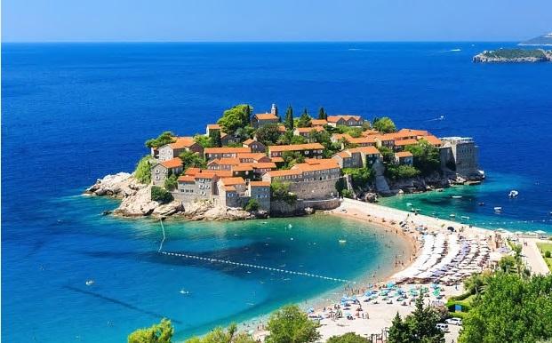 Adriatic Sea Forum a Budva, in Montenegro