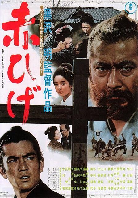 Sinopsis Red Beard (1965) - Film Jepang