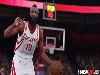 NBA 2K16 PC Game Free Download