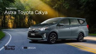 Open Indent Toyota All New Calya ( Auto2000 Bogor Yasmin )