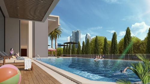 Bể bơi tại Eco Dream
