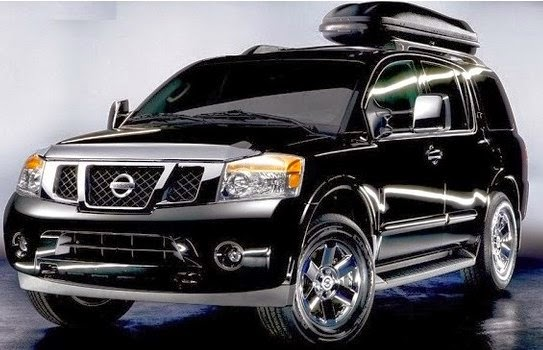 Nissan Armada Release
