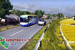 Download Mod Sumatra V1 for Euro Truck Simulator 2 (ETS2) on Computer or Laptop