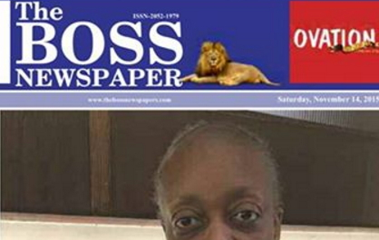 the boss nigeria magazine hacked