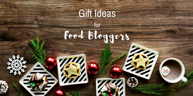 Edit your Xmas: Τα καλύτερα δώρα για Food Bloggers - A unique gift guide for the food blogger