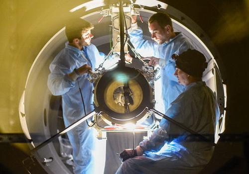 LaporanPenelitian.com Observatorium Palomar Mendapat Mata Baru lebih kuat
