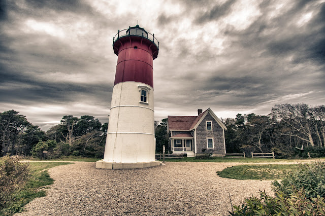 Nauset lighthouse-Cape Cod
