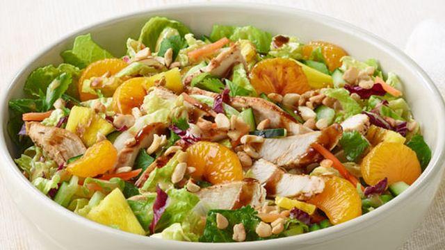 bbq chicken salad recipe panera