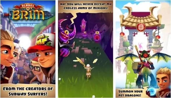 Download Game Blades of Brim Mod Apk