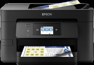 Download Epson WorkForce Pro WF-3725DWF drivers