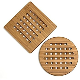 lipper international wood trivet