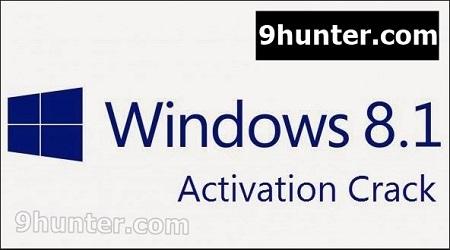 วิธี Crack Windows 8.1 ให้เป็นตัวเต็ม