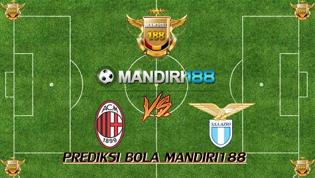 AGEN BOLA - Prediksi AC Milan vs Lazio 1 Februari 2018