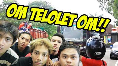 Bukti Om Telolet Om GO INTERNASIONAL