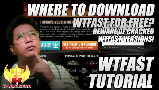 WTFast Tutorial, Where To Download WTFast Free, Beware Of Cracked WTFast Versions