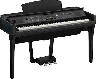 Đàn Piano Điện Yamaha CVP-609